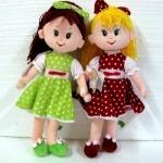 Кукла Даша малая