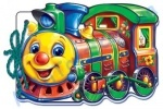 Мягкие машинки. Поезд (р)