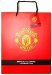 Пакет бумажный подарочный Manchester