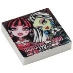 Ластик квадратный  Monster High