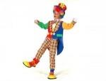 Карнавальный костюм Клоун, без парика