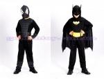 Карнавальный костюм Спайдер превращается в Бэтмена