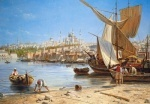 "Castorland: пазл ""Порт"" 1000эл."