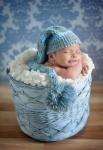 """Castorland: пазл  """"Малыш в корзине"""" 500эл."""