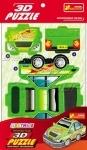 """3D Игрушки пазлы """"Гоночный автомобиль 1"""""""