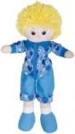 GULLIVER Кукла-мальчик в голубой рубашке