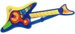 Гитара музыкальная с наушниками