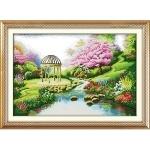 ИДЕЙКА вышивка :Романтичный сад