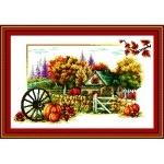 ИДЕЙКА вышивка Осень