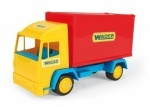 "Машинка контейнер,""Middle truck"" ТМ Wader"
