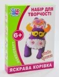 """Набор для творчества - шитье """"Коровка"""""""