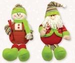 Дед Мороз, Снеговик 64см