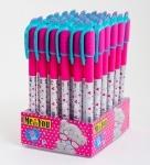 "Ручка шар/масл. ""Мишка Тедди"" синяя, 0,6 мм"