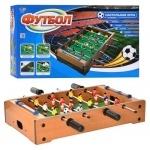 Футбол деревянный