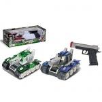 Набор игровой (танк, пистолет)