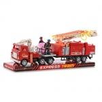 Машина пожарная с водометом