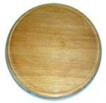 Подставка под пиццу из бука, диаметр 24см