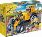 Конструктор Банбао трактор с отбойником