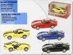 Машинка коллекционная SRT Viper GTS