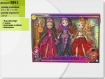 "Кукла ""Ever After High"" на шарнирах"