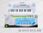 Синтезатор от сети, 32 клавиши, микрофон