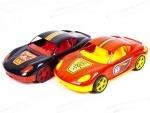 Машинка «Спортивная с наклейками»