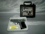 Пистолет детский CYMA с пульками металлический