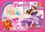 """Пазлы серии """"Barbie"""" 35 эл."""