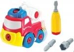 Конструктор Build & Play Пожарная машина Keenway