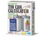 Жестяной калькулятор