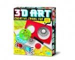 Креативные веселые спиральки 3D