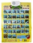 Плакат «Азбука детской безопасности»
