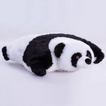 Подушка-складушка Панда №2, 40 см, ТМ Копиця