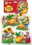 Беби пазлы Сказки Репка ТМ Vladi Toys