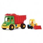 "Грузовик с трактором ""Multi truck ТМ Wader"