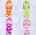 Мягкая игрушка Кукла 37см