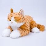 Мягкая игрушка Кот рыжый