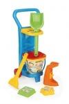 """Детский игровой набор с тележкой """" На пляже"""" Тигрес"""