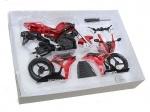 Коллекционный сборный Мотоцикл (1:12) HONDA