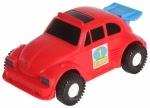 Игрушечная машинка авто-арбуз