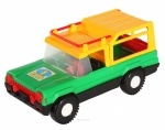 Игрушечная машинка авто-сафари