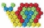 Мозаика-пазлы Фантазия 96 элементов. Тигрес