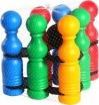 Развивающая игрушка Кегельбан 11 элементов, Тигрес