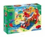 Детский гараж 3 уровня с дорогой 3 м, Тигрес