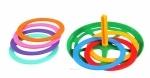 Развивающая игрушка Кольца мини 9 элементов, Тигрес