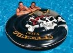 Intex: Надувной круг-плот ПИРАТЫ, 188 см
