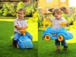 Детская машинка каталка Технок
