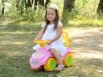 Каталка детская для прогулок Принцесса ТехноК