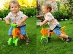 "Велосипед без педалей ""Ролоцикл"" каталка Технок"