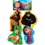 Беби-пазл Маша и медведь ТМ Vladi Toys